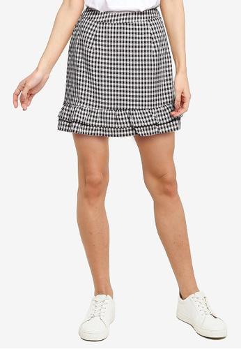 The Fated black Anya Skirt 0AC20AAA067018GS_1