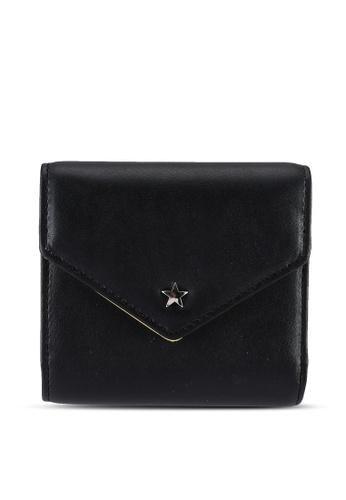 niko and ... black Colourblock Wallet 2ED2FAC5B9D961GS_1