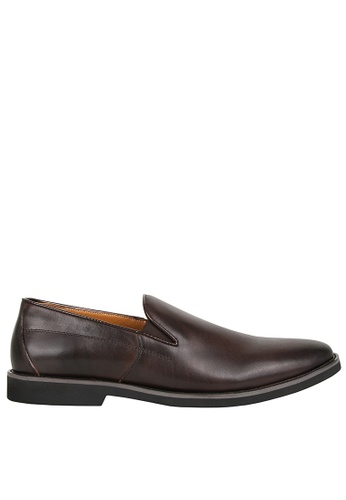 Tomaz brown Tomaz F193 Formal Shoes (Coffee) DD216SH2A1F720GS_1