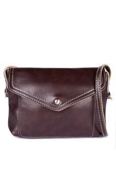 28114 Envelope Sling Bag w/ Adjustable Strap