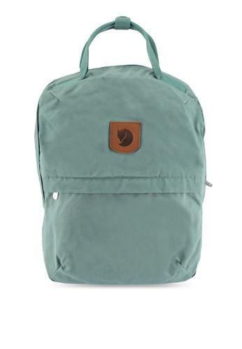 Fjallraven Kanken green Greenland Zip Backpacks FJ382AC0SX7ZMY_1