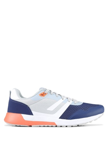 League grey Strive Lite Shoes LE683SH0S2OHMY_1