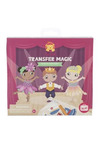 Tiger Tribe Transfer Magic - Dance Concert 3D1B3THFF37766GS_1