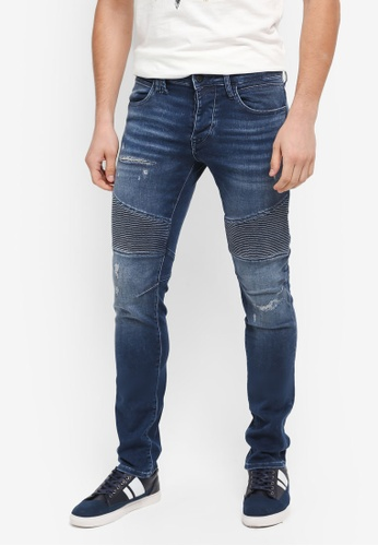 Jack & Jones blue Glenn Jeans 1B9DAAA6FBCC5EGS_1