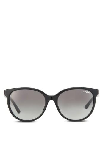 經典貓眼太陽眼鏡, 飾zalora 台灣品配件, 飾品配件