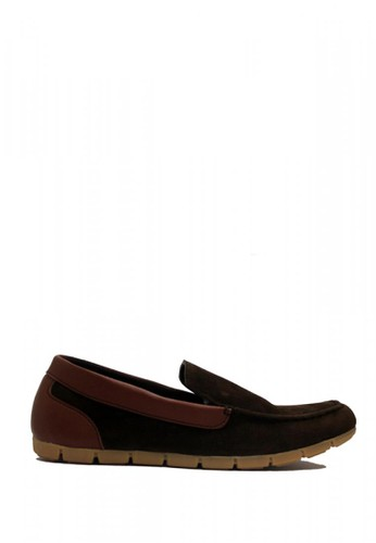 D-Island black D-Island Shoes Casual Slip On Loafers Comfort Black DI594SH71KOIID_1