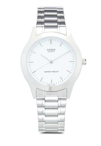 Casio silver Casio MTP-1128A-7ARDF Watch 0F526ACE5E25A3GS_1