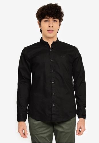 Hollister black Emea Shirt FAF99AAEBDDAC3GS_1