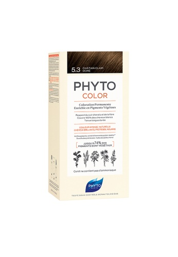 PHYTO gold Phytocolor 5.3 Light Golden Brown B38A8BE5D09907GS_1