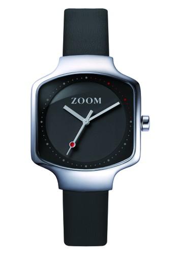 Zoom black Casual Women's Watches ZM 3768L.2502 C50E5AC6B31920GS_1