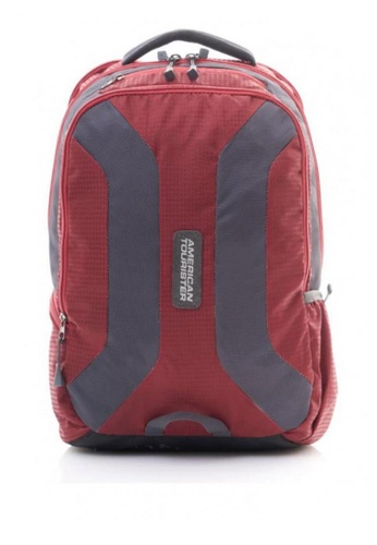 American Tourister red Insta 01 Backpack 4190FACBD343BCGS_1