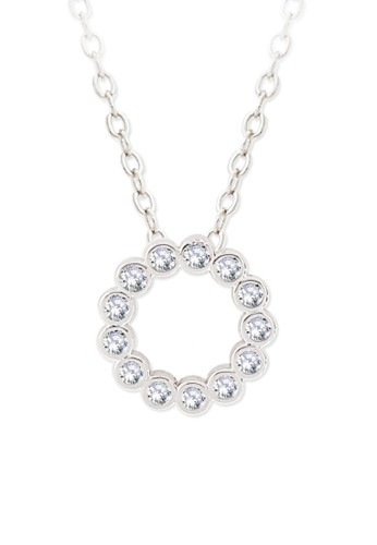 BE.JUU silver BE.JUU Kalung Always With You Korean Jewelry 30349AC236C7C0GS_1