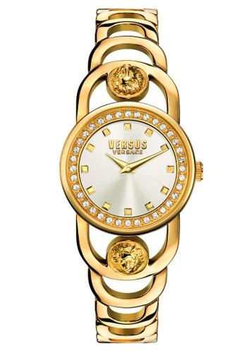 Versus Versus Versace Carnaby Gold Women Watch VESCG180016 VE464AC0SZGWMY_1