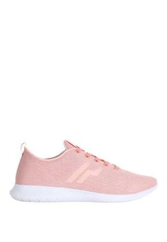 PIERO pink Iris Knit Women AD65CSHA49F10FGS_1