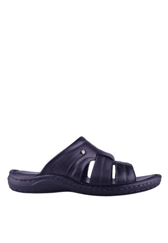 Hush Puppies black Hush Puppies Creston Slide In Black C89C4SH5DE7F01GS_1