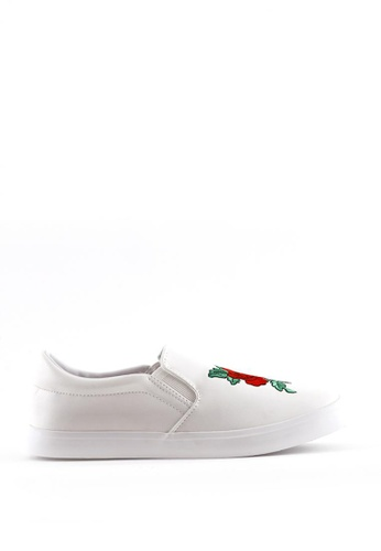 World Balance white Lovi L Sneakers 9900CSH1E7A03AGS_1