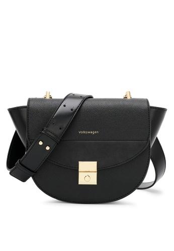 Volkswagen black Sling Bag 5E549ACE8FE61EGS_1