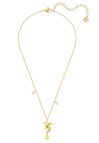 eb8e21ea650e Buy Swarovski No Regrets Banana Pendant Necklace Online