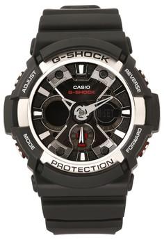 G-Shock Watch GA-200-1ADR