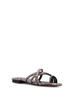e35225ecbd53 TOPSHOP Hippie Square Sandals RM 159.00. Sizes 36 38 40