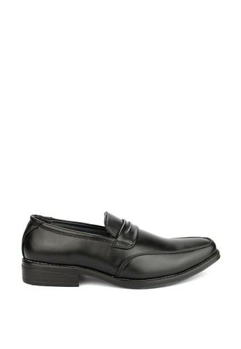 Cardam's Lifestyle black Zayn Formal Shoes 721F1SH9B211A8GS_1
