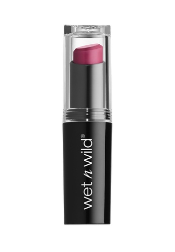 Wet N Wild red and pink Wet N Wild MegaLast Lip Color - Don't Blink Pink 59777BE764EB81GS_1