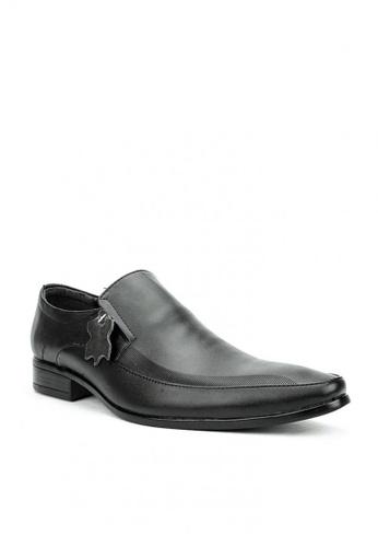 Mario D' boro Runway black MS 42676A Black Formal Shoes 5705ASH82C3900GS_1