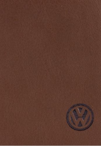 Volkswagen brown Volkswagen Bi-Fold Wallet VO089AC53GKOMY_1