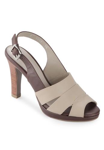 ELLE brown Elle Ladies Shoes EL712SH20KMLID_1