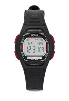 Digital Watch LW-201-4AVDF