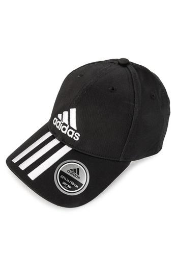 Adidas black adidas 6p 3s cap cotto 751DFAC2BDCAE2GS_1