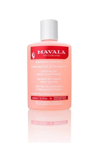 Mavala n/a Nail Polish Remover Extra Mild Pink 100Ml A6AC6BE0E30CFEGS_1