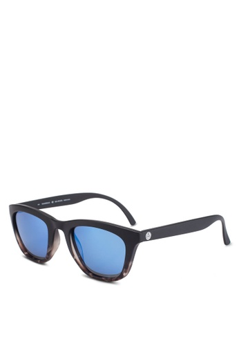 Sunski 黑色 Manresa Black Aqua Sunglasses C114CGLDD9B226GS_1
