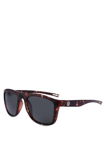 Sunski green Navarro Tortoise Forest Sunglasses 288DCGL9CE70A0GS_1