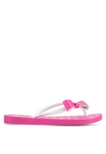 Ipanema pink Ipanema Lolita Pop Flip Flops IP362SH73HJQMY_1