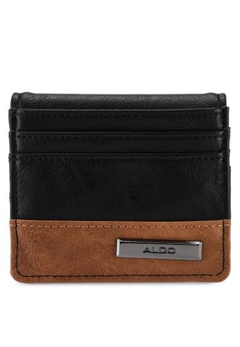 ALDO black Galieven Wallet F453AAC60AD7A2GS_1