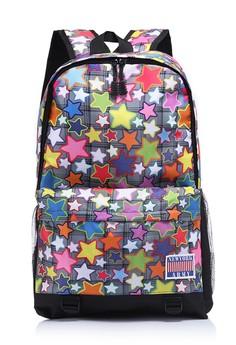 Newyork Army Multi-Pop Star Backpack