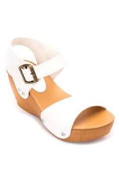 Delancey Wedge Sandals