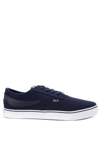Fila navy Fv Sergio Lifestyle Sneakers 3B57ESH88DAED2GS_1