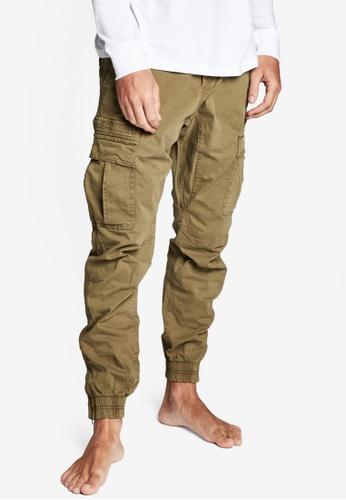 Cotton On green Urban Jogger Pants CF364AAE101134GS_1