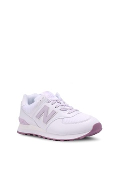 872a2352e0b 40% OFF New Balance 574 Spring Forest Edition Lifestyle Sneakers RM 376.00  NOW RM 225.90 Sizes 6.5