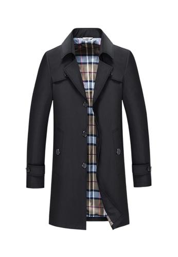 HAPPY FRIDAYS Men's Slim Casual Jacket 88905 D5775AA50FF5B8GS_1
