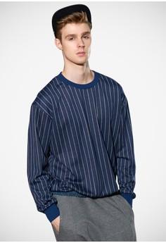 Fun In Stripes Pullover
