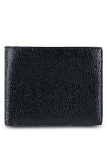 ZALORA black Classic Leather Wallet DFCA4ZZ1C5D931GS_1