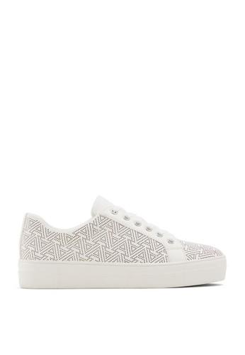 ALDO white Lovireclya Sneakers FCB9FSH5CDD843GS_1