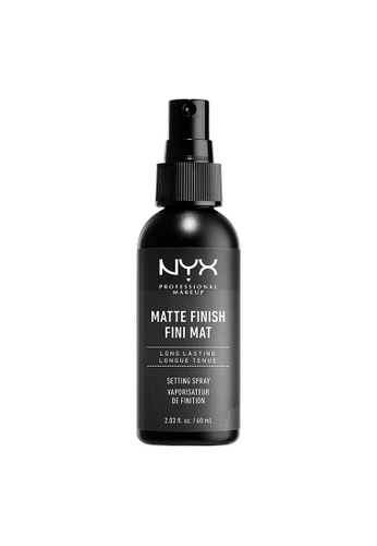 NYX Professional Makeup NYX Professional Makeup Matte Finish Makeup Setting Spray 6FCF0BE7F189F3GS_1