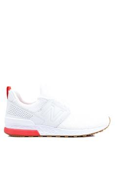 ecaff1419391 New Balance white 574 Lifestyle Shoes A0191SH93AFDE0GS 1