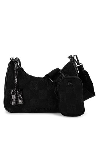 Steve Madden black Bvital-L Crossbody Bag 14B68ACDBAD3B1GS_1