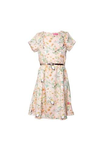 Cute pink Dress 3D7E8KAF3E4498GS_1