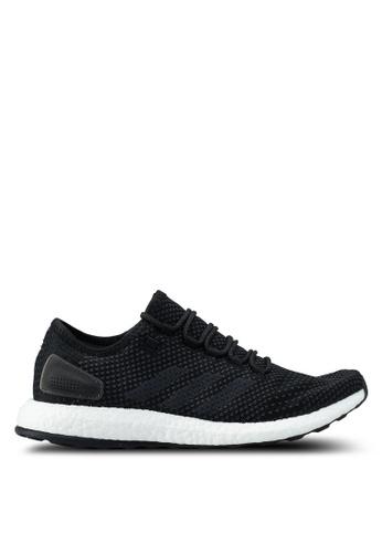 adidas black adidas pureboost clima AD372SH0SUQ5MY_1
